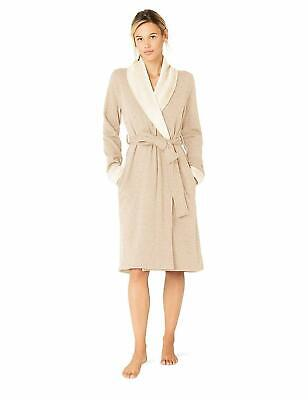 NEW Womens UGG Australia Duffield 11 wrap Robe  130 Oatmeal SIZE SMALL SOFT  NWT 290833d41