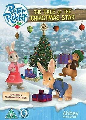 Peter Rabbit: The Tale of the Christmas Star =Region 2 DVD,sealed=