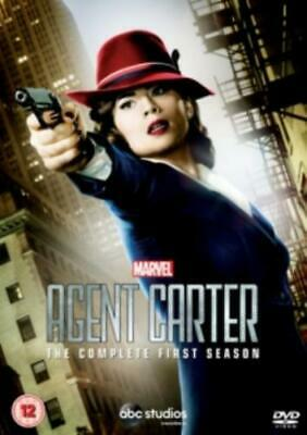 Marvel's Agent Carter: The Complete First Season =Region 2 DVD,sealed=