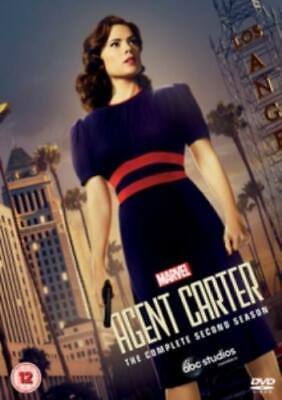 Marvel's Agent Carter: The Complete Second Season =Region 2 DVD,sealed=