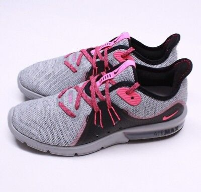 4f547b77bb NIKE AIR MAX Sequent 3 Women's Athletic Shoes, Size 7, 908993 015 ...