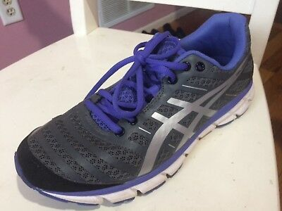 WOMEN'S ASICS GEL FORTE T359N Size 9 Excellent Condition