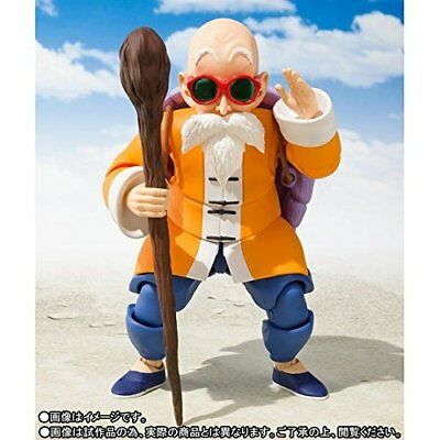 BANDAI S.H.Figuarts Dragonball Z Super Master Roshi Figure JAPAN OFFICIAL IMPORT