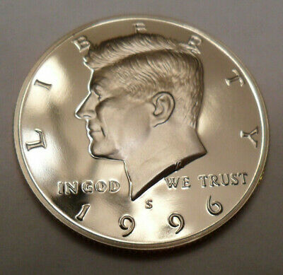 1996 S Kennedy *proof* Half Dollar  Sds  **free Shipping**