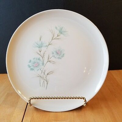 Taylor Smith Taylor Boutonniere Ever Yours Dinner Plates Set of 3 Circa 1962