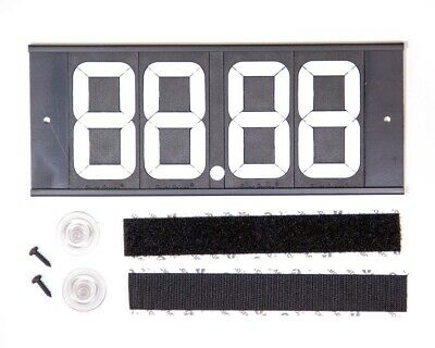 BIONDO RACING PRODUCTS 4-Digit Dial Board  P/N - DB-1246