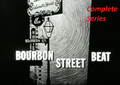 Bourbon Street Beat- Complete Tv Series - Best Quality Best Price