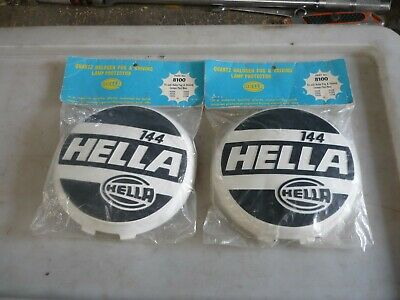 Hella 144 Nos Old School Spot Light Covers. (1 Pair)