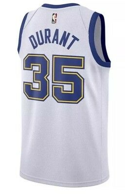 info for 35ff7 0a973 NIKE KEVIN DURANT Golden State Warriors Swingman Jersey Blue ...