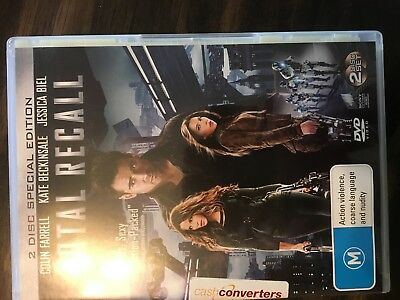 Total Recall (DVD, 2012)