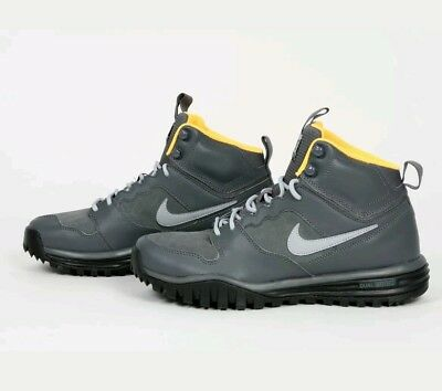 the best attitude d1776 4ad3d Nike Dual Fusion Hills Mid Leather Mens Trainers 695784 001 size 6.5 uk