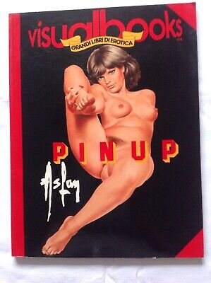 Visualbooks no4 Pinup by Aslay. Adult. Glamour.