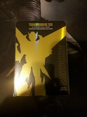 Transformers TCG Promo Holographic Foil Card from SDCC GenCon pack