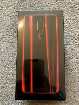 NUU MOBILE G3 64GB/4GB RAM Unlocked Dual-SIM Red Smartphone + FREE FAST  DELIVERY