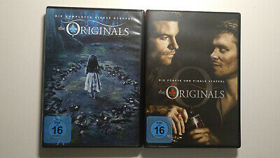 The Originals Staffel 4 + 5 DVD Set Neuwertig