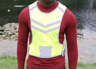 high visibility vest Dog walking hi vis vest reflective night safety clothing