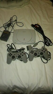 Console Sony PS one Blanc (PAL)