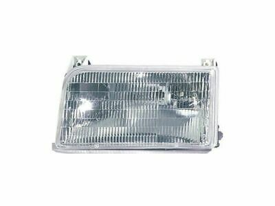79VX13N Left - Driver Side Headlight Assembly Fits 1992-1996 Ford F150