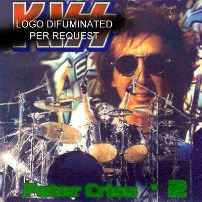 PETER CRISS *DEMOS CD-2 Union Black N Blue Cinderella Ron Keel Motley Crue KISS