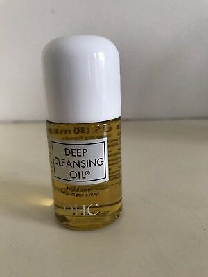 DHC - Deep Cleansing Oil - 30ml - Travel Size - Brand New
