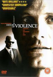 The History Of Violence  DVD New & Sealed 5017239193729