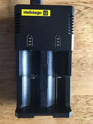 Intellicharger i2 Vape Battery Charger