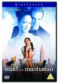 Maid in Manhattan (Widescreen) [DVD]