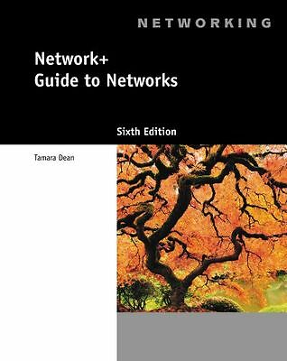 Network Guide To Networks By Tamara Dean 2015 Paperback 1230