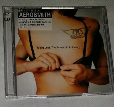 Aerosmith - Young Lust: The Aerosmith Anthology (The Very Best Of) 2CD