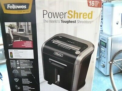 Brand New Fellowes Powershred 79Ci Small Office Cross Cut Shredder