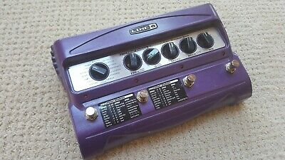 LINE 6 FM4 Filter Modeling Guitar Effect Pedal Programmable Monophonic Synth
