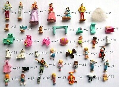 Spare Polly Pocket Figures, Good Condition, ( You choose & pay Postage Ones)