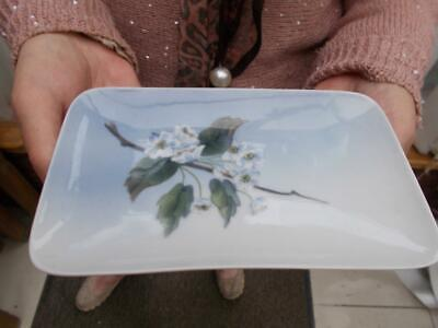 Royal Copenhagen Pin Dish Plate In Lovely Condition 17Cm Long Lovely Condition