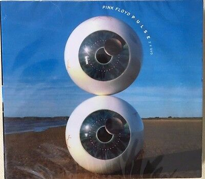 "Pink Floyd ""pulse"" Rare Edition Double Dvd Neuf Emballe !"