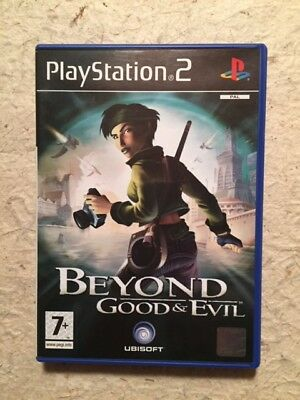 Beyond Good And Evil Sony Playstation 2 Ps2 Pal Usato Italiano