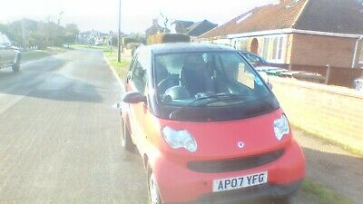 Smart Fortwo Pure 61 Semi Automatic 2007 Car Must Sell Sensible Offers Please