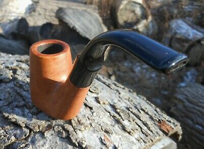 Superiore 3/4 Bent Sitter - Italian Estate Pipe