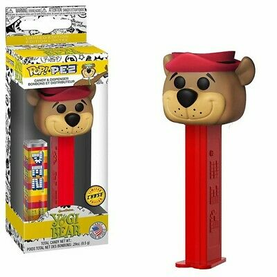 Hanna Barbera - Yogi Bear - Funko Pop! Pez: (2019, Toy NUEVO)