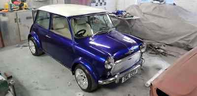 1981 Classic Mini 97% restored. ( PX SWAP ) 3 owners, Stored 25 yrs! only 50k