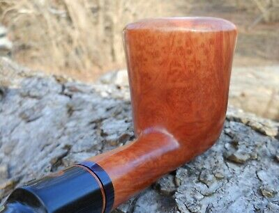Beautiful Tom Spanu Dublin - Italian Estate Pipe