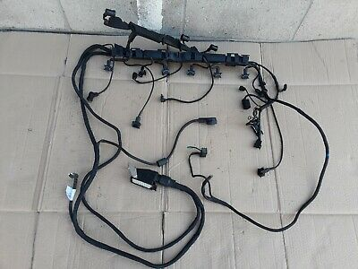 1995 MERCEDES W124 E320 Updated Engine Wiring Harness Delphi ... on