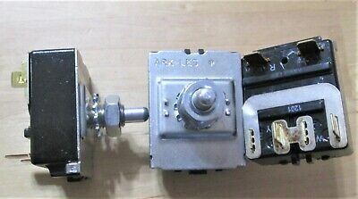 3 X Oem Minn Kota 5 Speed Control Switches 2884026 Also Used On Some Motorguides