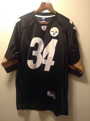 a7f368349 Mendenhall 34 Pittsburgh Steelers Reebok NFL Equipment Onfield Jersey Size  50