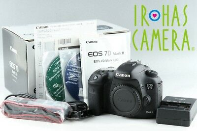 Canon EOS 7D Mark II Digital SLR Camera With Box*Shutter Count 44106*#19266