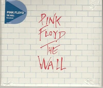 Pink Floyd The Wall Remastered (2011) 603497914975 2 Cd's New And Sealed