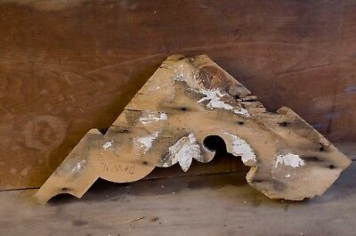 Antique Wood Corbels Antique Farm Homestead Corbels Slavage