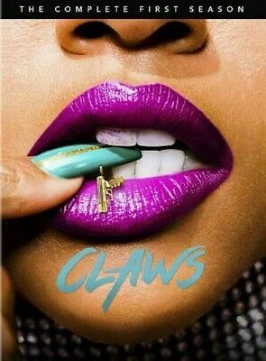 Claws: The Complete First Season New Dvd