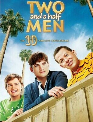 Two and a half Men The Complete 10th Season -Season 10 (DVD set) BRAND NEW