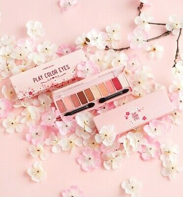 [Etude House] Play Color Eyes Cherry Blossom Eye Shadow