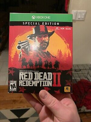 Red Dead Redemption 2 Xbox One - Great Condition